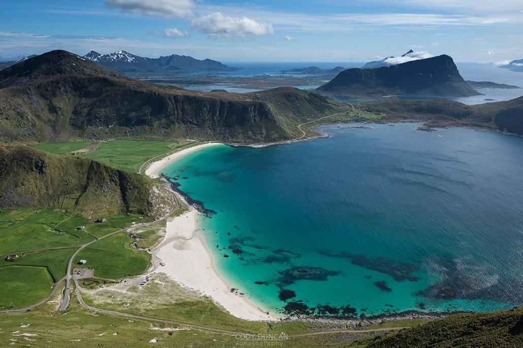 Northern Lights June Norway