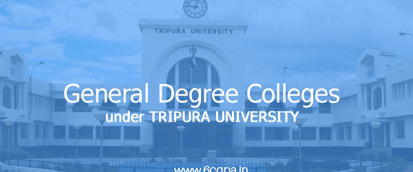 general-degree-colleges-under-tripura-university