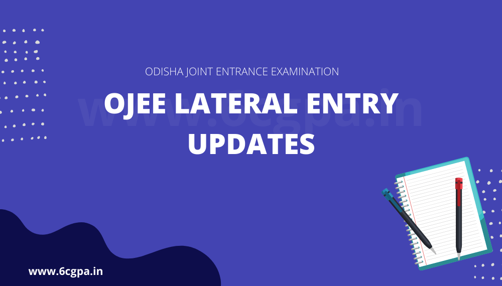 OJEE-LATERAL-ENTRY-ENTRANCE-odisha-joint-entrance-examination