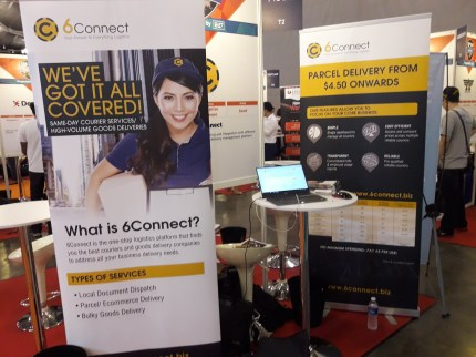 6Connect Booth