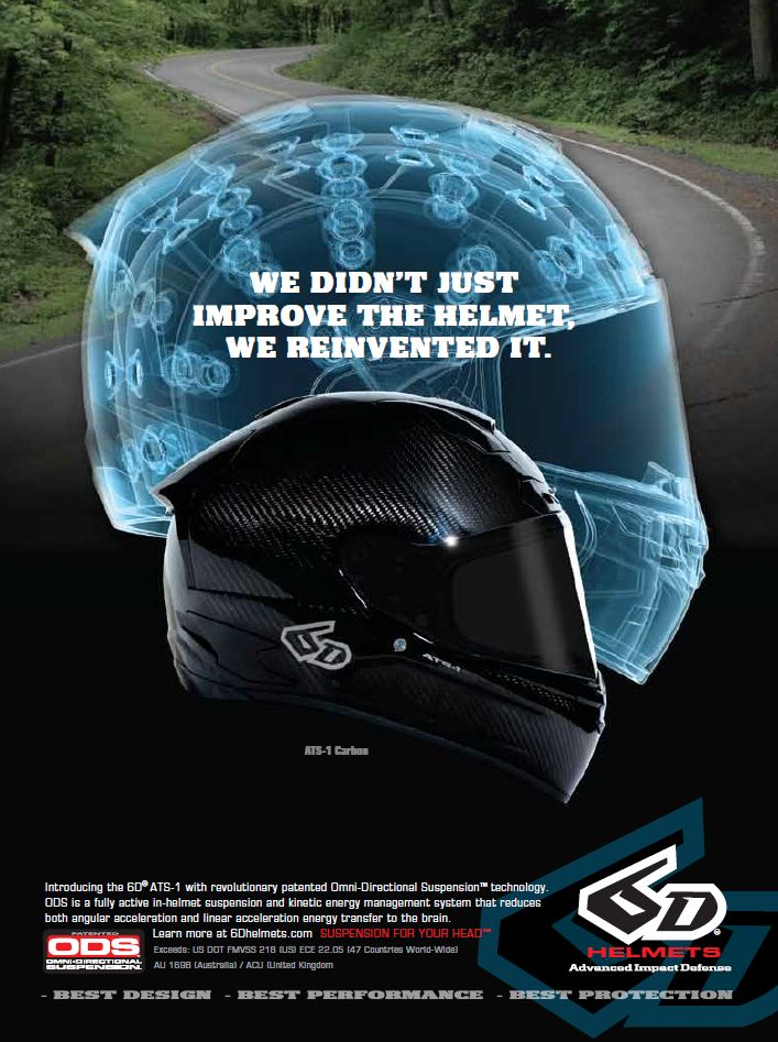 6D ATS Reinvented Ad RIDER Mag Sm