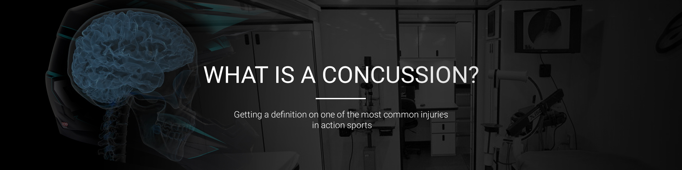 what is a concussion? - 6d helmets
