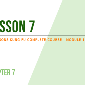 Lesson 7 – Training safety: face the danger