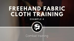 6 Dragons Kung Fu's Fabric Cloth training demo