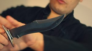 Self-defense: how to defend against a knife attack