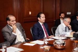Gobernadores, CCE y Coparmex afianzan proyecto de la Alianza Centro-Occidente
