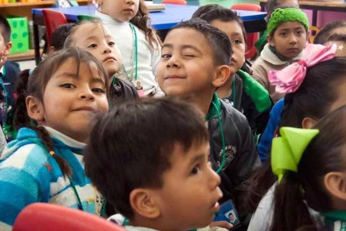 464,166 alumnos de educación básica entrarán a clases este lunes al Ciclo Escolar 2019-2020