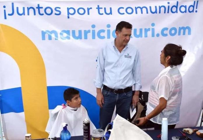 Lleva Mauricio Kuri servicios gratuitos a familias queretanas con programa Conexión Ciudadana