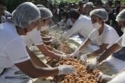Harán taco de 100 metros de largo, con 1.5 toneladas de carnitas y 1.2 toneladas de tortillas en Querétaro