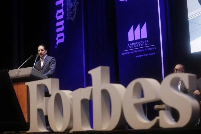 Francisco Domínguez transmite confianza en el rumbo de Querétaro