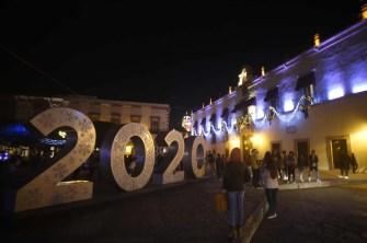 Querétaro se Ilumina en estas fechas de fiestas decembrinas