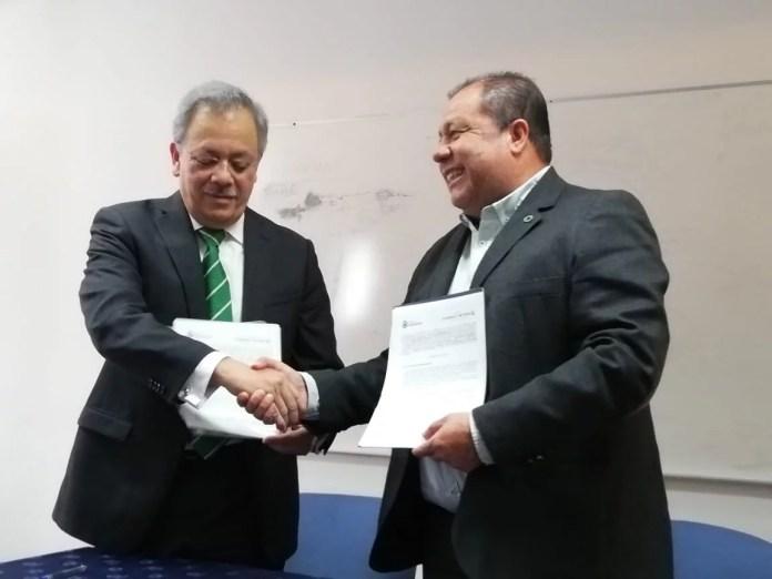 Canacintra firmó convenio con Financiera Emprendedores, facilitarán acceso a planes de financiamiento