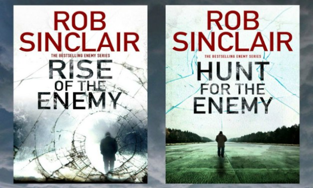 Interview with Best-Selling Author Rob Sinclair