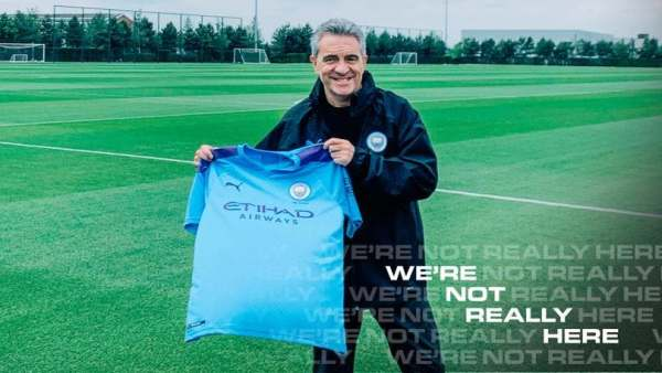 Man City Confirms appointment of new coach
