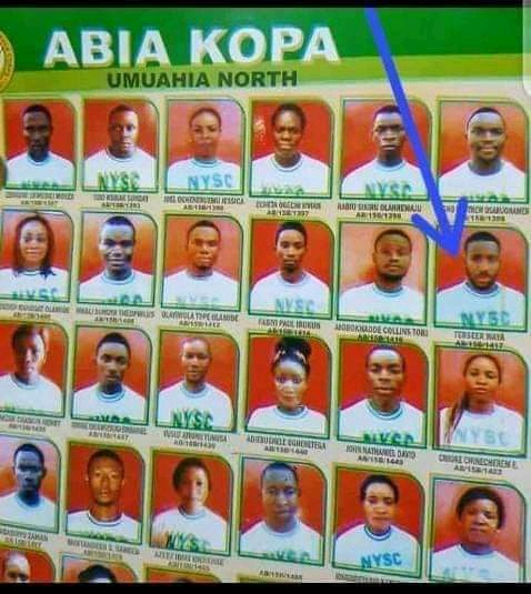 Throw Back Photo Of Kiddwaya As Youth Corps Member