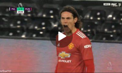 Watch Cavani Equalizer Goal Against