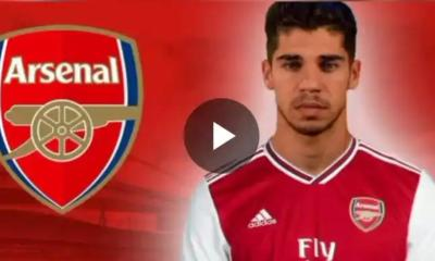 Watch Arsenal Transfer Target