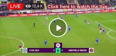 Watch Chelsea vs Sheffield