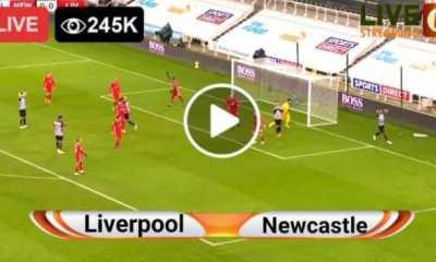 Watch Liverpool vs Newcastle