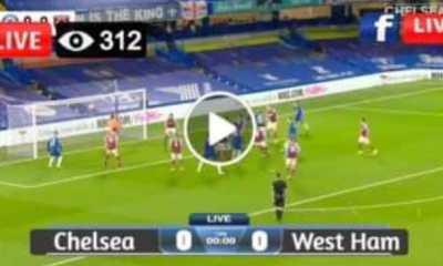 Watch West Ham vs Chelsea Live