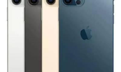 iphone 12 pro max price in nigeria