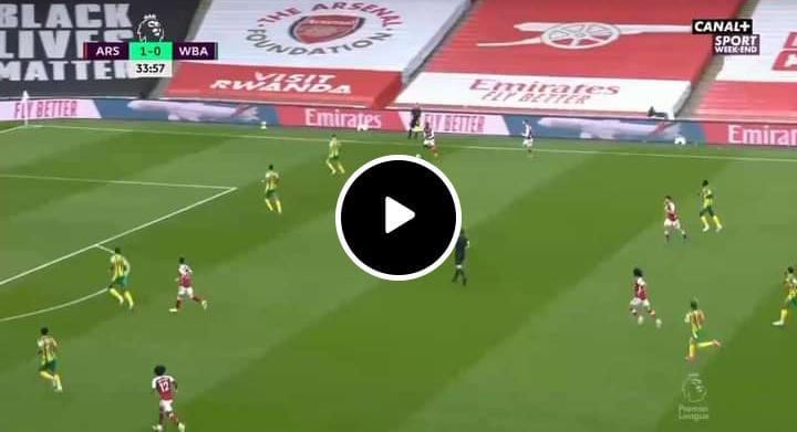 Watch Nicolas Pepe fantastic Rocket goal