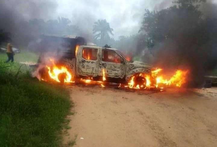 Gunmen In Akwa Ibom