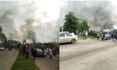 Breaking News As Tension Rocks Osogbo (Read Full story)