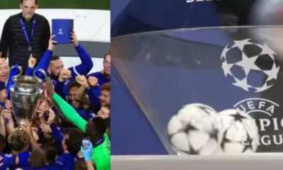 Checkout UEFA Champions League 2021/2022 Group Stages Pots