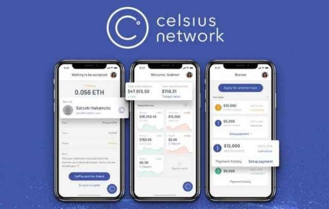 CELSIUS Network and Crypti lending