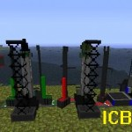 ICBM Mod for Minecraft 1.15.1
