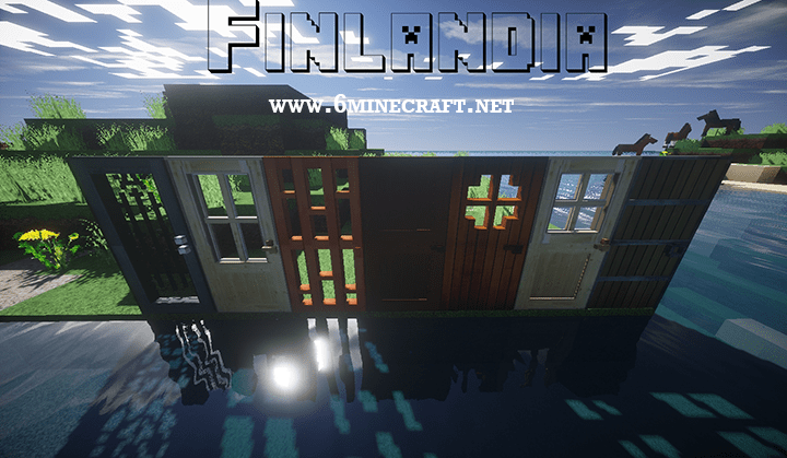 Finlandia Resource Pack 1.16.4
