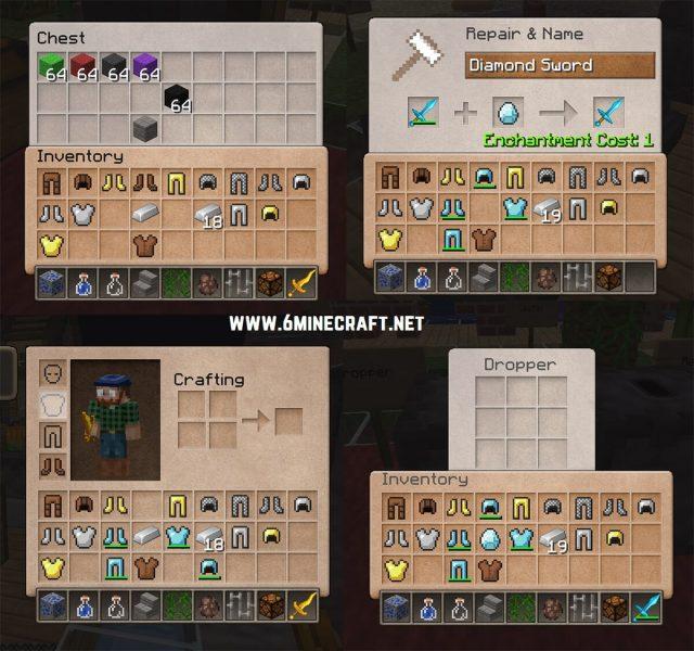 Lithos-inventory-armor