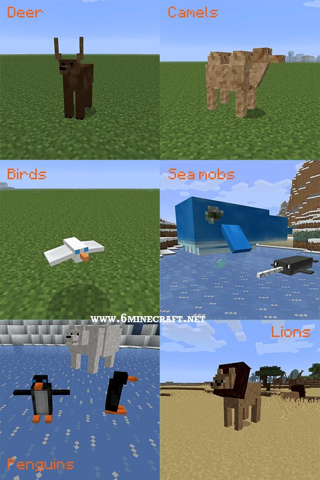 LotsOMobs-Animals 1.9.4