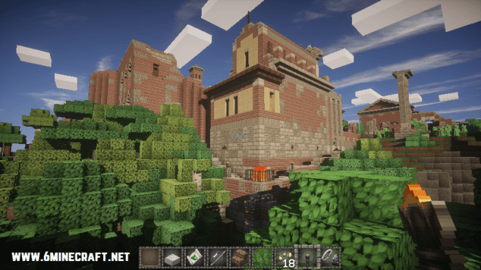 Ovo's Rustic Resource Pack 1.9.4