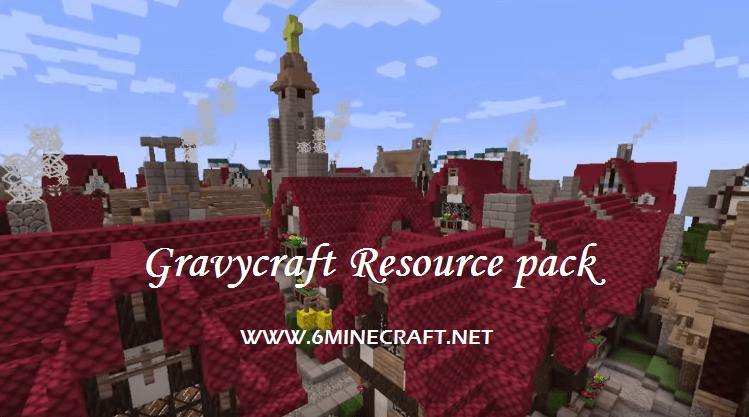 Gravycraft Resource Pack 1.12.2/1.11.2