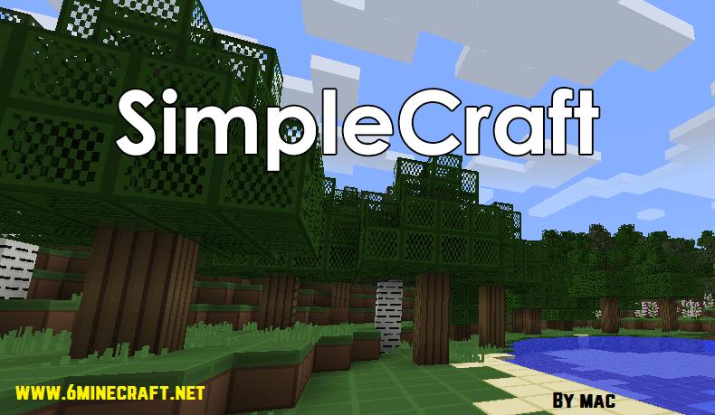 Simplecraft Resource Pack 1.16.4