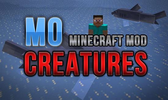 Mo Creatures Mod 1.15.1