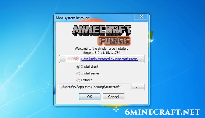 Forge API 1.9.4