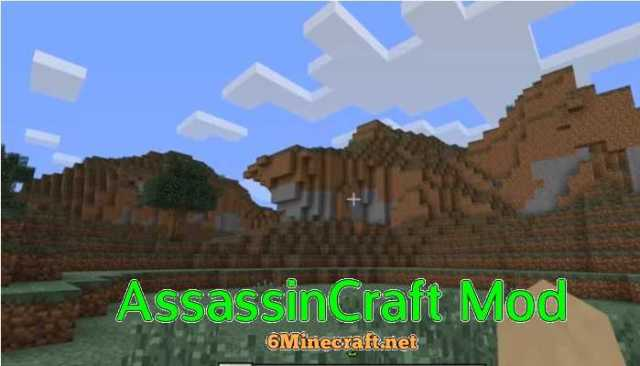 AssassinCraft Mod 1.9.4