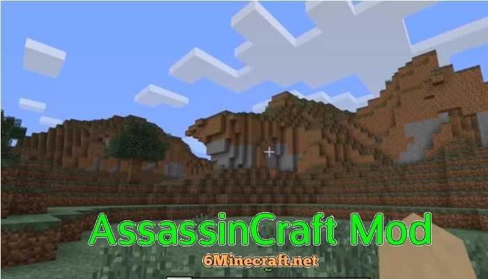 AssassinCraft Mod 1.9.4