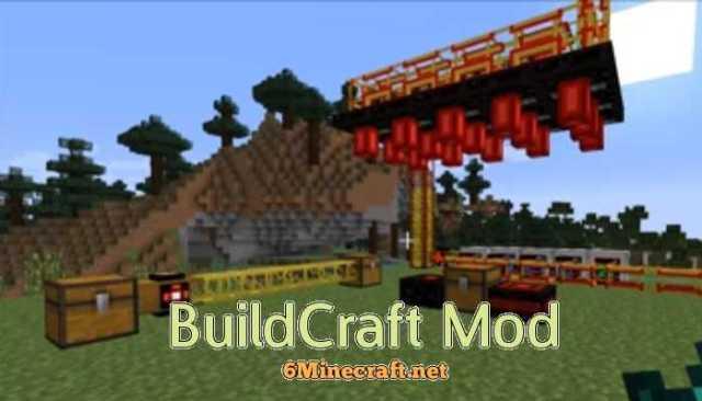 BuildCraft Mod 1.9.4