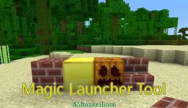Magic Launcher Tool 1.9.4