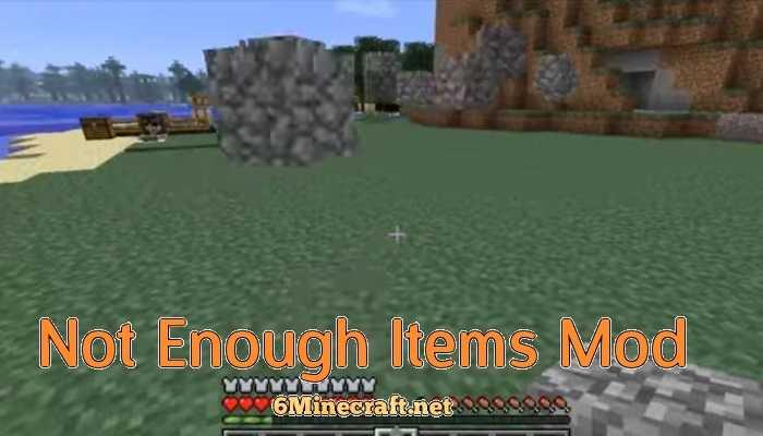 Not Enough Items Mod 1.9.4