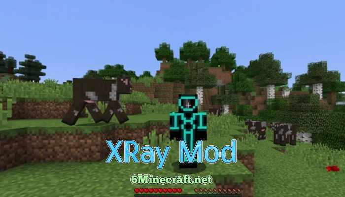 XRay Mod 1.9.4