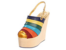 Irregular Choice - Chica Chola (Rainbow) - Footwear