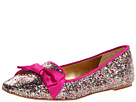 Kate Spade New York - Audrina (Multi Glitter/Fuschia Satin) - Footwear