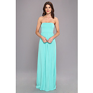 Splendid Tube Top Maxi Dress