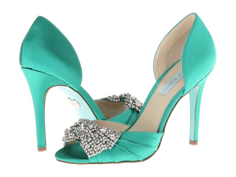 Blue by Betsey Johnson Gown Women's Dress Sandals