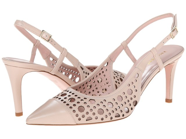 Kate Spade New York - Jaleesa (Petal Pink Calf) High Heels